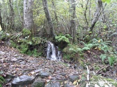Las Médulas - Valle del Silencio - Herrería de Compludo;senderos gr españa senderos y pueblos